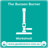 The Bunsen Burner [Worksheet]