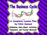 The Business Cycle - Lesson Plan and Activities