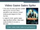 The Business of Video Games