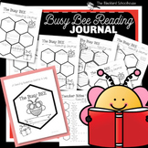 Busy Bee Reading Response Journal SET #1