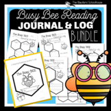 Busy Bee Reading Journal BUNDLE