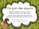 The Busy Little Squirrel - Speech and Language Activities