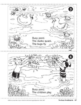 The Busy Pond/La laguna