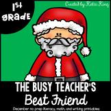 The Busy Teacher's Best Friend Christmas Edition