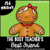 The Busy Teacher's Best Friend December Edition