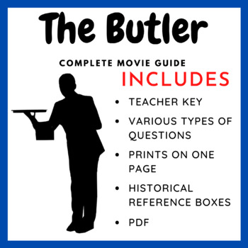 The Butler - Complete Movie Guide