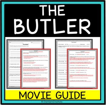 The Butler Movie Guide
