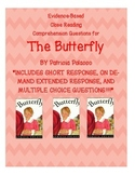 The Butterfly Close Reading Comprehension Questions