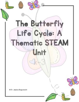 The Butterfly Life Cycle-A Thematic Unit