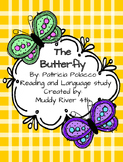 The Butterfly by Patricia Polacco 3 reading activities