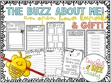 The Buzz About Me (Open House Keepsake Book)