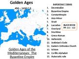 LESSON BUNDLE: The Byzantine Empire