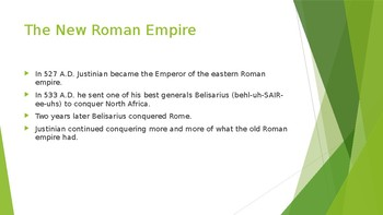 The Byzantine Empire Power Point