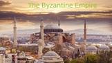 The Byzantine Empire Power Point