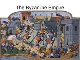 The Byzantine Empire PowerPoint, Justinian's Code, Fall of