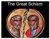 The Great Schism - The Emergence of Two Different Civilizations + Assessment