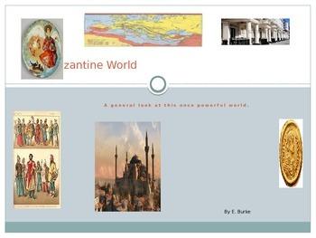 The Byzantine World