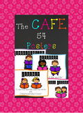The CAFE poster set