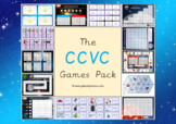 The CCVC Phonics Games Pack