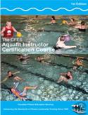 The CFES  Aquafit Instructor Course Manual, Program Booklet + Ed Kit
