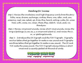 The CH Digraph and the TCH Trigraph Sound