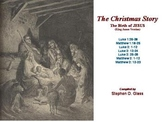 The CHRISTMAS Story (The Birth of JESUS) as told in the KJV of the BIBLE