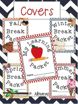 The COMPLETE Emergency Pack- First Grade