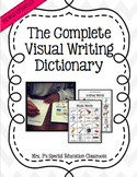 The COMPLETE Visual Writing Dictionary #spedgives3