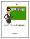 The CUBES Word Problem Solving Strategy