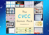 The CVCC Phonics Games Pack