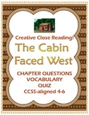 The Cabin Faced West by Jean Fritz: Creative Guide for Westward Movement Novel
