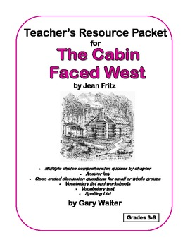 The Cabin Faced West Resource Packet