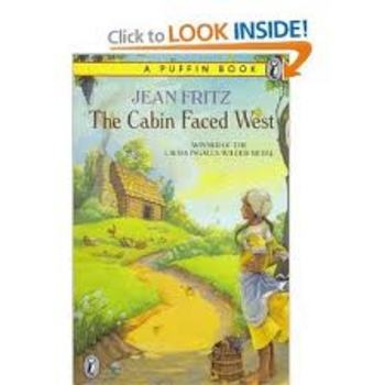 The Cabin Faced West novel guide