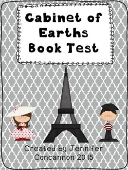 The Cabinet of Earths Book Test