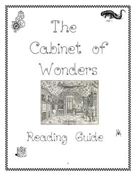 The Cabinet of Wonders Novel Unit