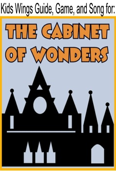 The Cabinet of Wonders, The Kronos Chronicles, Book 1 by Marie Rutkoski
