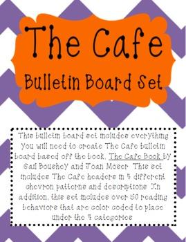 The Cafe Bulletin Board Set
