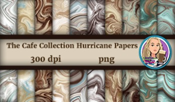 The Cafe Collection Hurricane Papers
