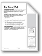 The Cake Walk (Deductive Reasoning)