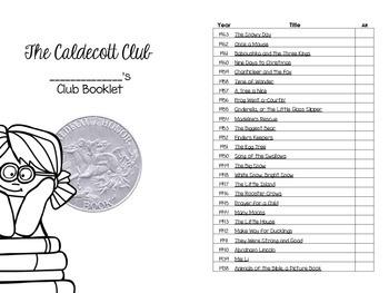 The Caldecott Challenge