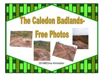 The Caledon Badlands-free photos