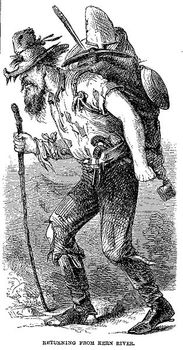The California Goldrush, Song and Lesson Packet, by History Tunes