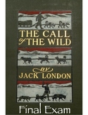 The Call of the Wild Chapter Quizzes & Final Exam Bundle