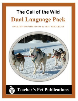 The Call of the Wild English-Spanish Study Questions and Tests