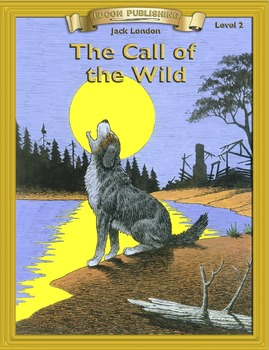 The Call of the Wild RL 2-3 ePub with Audio Narration