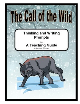 call of the wild essay prompts