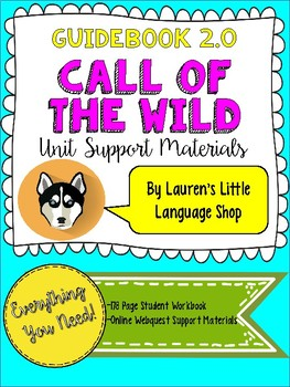 Louisiana Guidebook: The Call of the Wild Compatible Workbook
