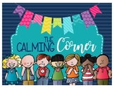 The Calming Corner - Create a Calming Corner in Your Classroom!
