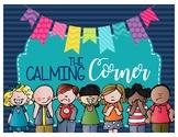 The Calming Corner - Create a Calming Corner in Your Classroom!