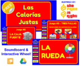 The Calories are Right! (Healthy Food Unit Game Show!)